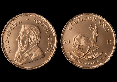 Zlatnik Krugerrand