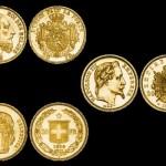 Zlatnici latinske unije