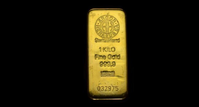 IZNIMNO POVOLJNO Zlatna poluga 1 kilogram