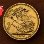 """ATRAKTIVNO: Britanski povijesni zlatnici """"Sovereign"""""""