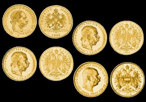 Austrougarski zlatnici