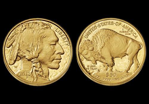 Zlatnik American Buffalo