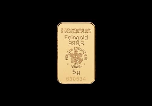 Zlatna poluga 5 grama