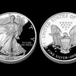Srebrnjak American Eagle