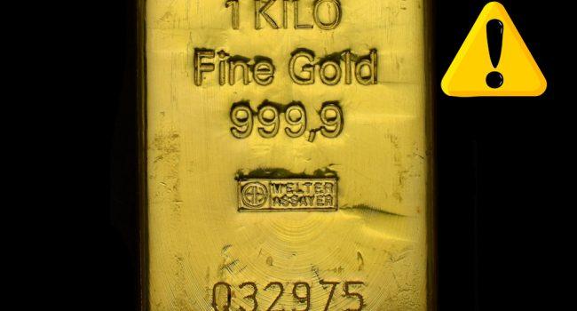 Kako se zaštititi od zlata bez pokrića