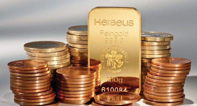 POVOLJNO: Zlatne poluge mase 100 grama