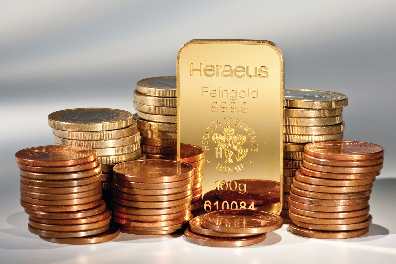 Zlatna poluga 100 grama