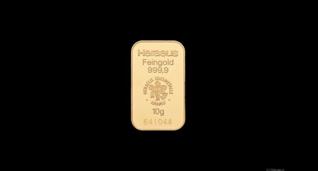 POSEBNA PONUDA – Zlatne poluge 10 grama