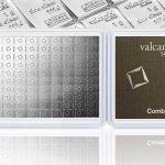 NOVO U PONUDI: Srebrne poluge Combibar 100 x 1 gram