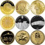 Zlatnici i srebrnjaci iz Hrvatske