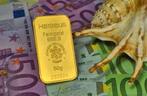 Zlatna poluga i euro