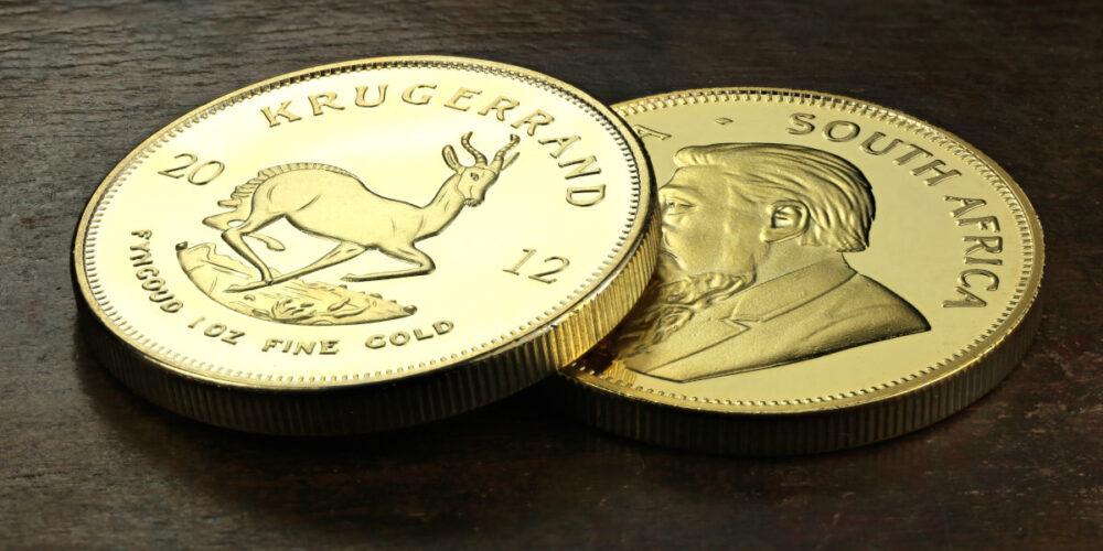 AKCIJA: Zlatnik Krugerrand od 1 unce