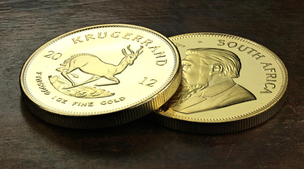 Zlatnik Krugerrand 1 unca