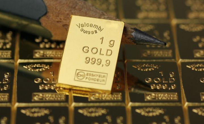 NOVO! Zlatna poluga 1 gram Combibar