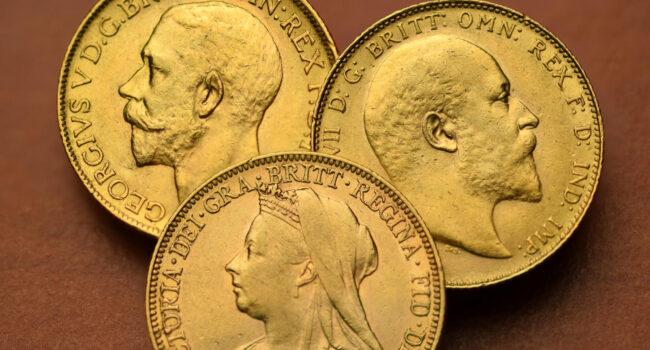 OGRANIČENO: Povijesni zlatnici u ponudi