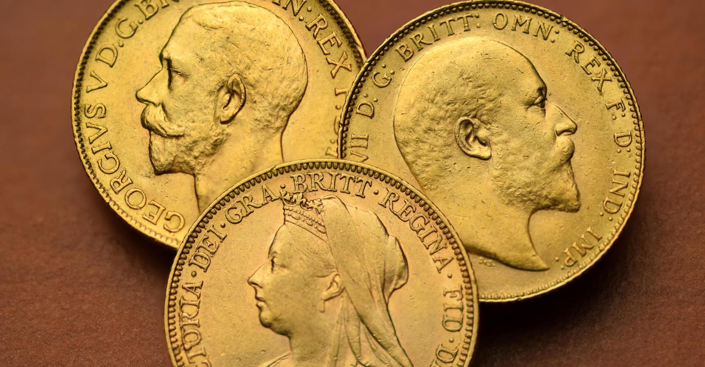 Povijesni zlatnici