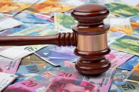 Stare i nove novčanice švicarskog franka