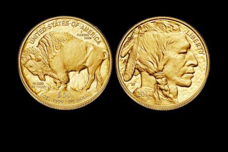 Američki zlatnik Buffalo opet u prodaji,...