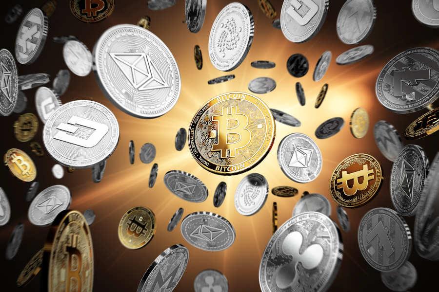 Zlato za kriptovalute Bitcoin Ethereum